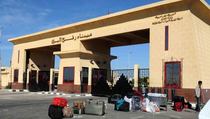 وصول 171 فلسطينيا إلى غزة عبر معبر رفح